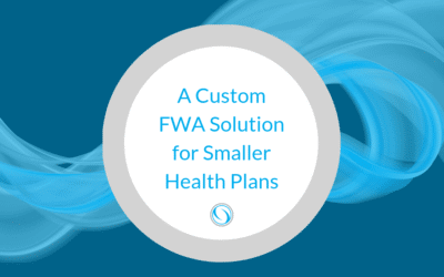 A Custom FWA Solution for Smaller Health Plans