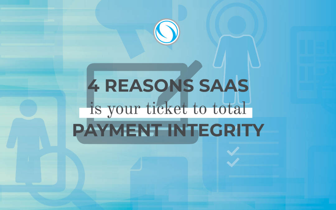 saas total payment integrity solution