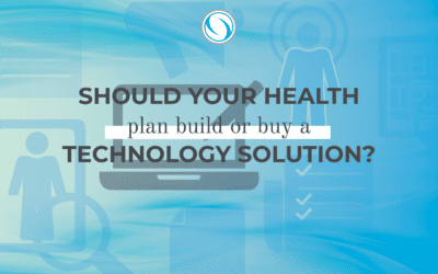 Should Your Health Plan Build or Buy a Technology Solution?