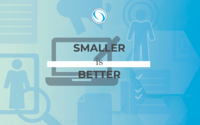 Smaller is Better