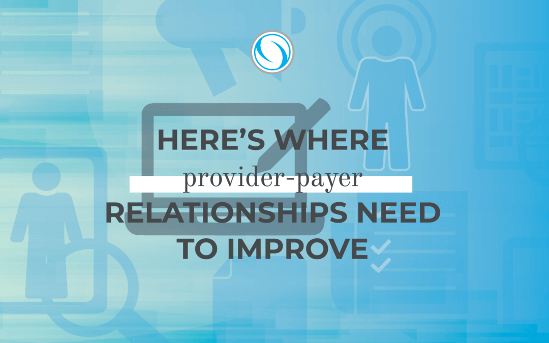 communication provider payer relationship