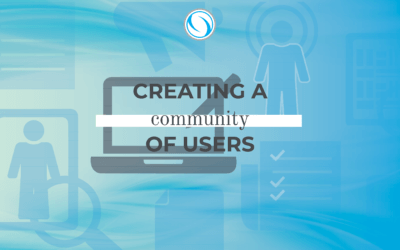 Creating a Community of Users