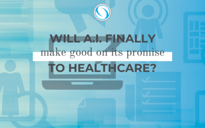 Will AI finally make good on its promise to healthcare?