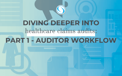 Diving Deeper into Healthcare Claims Audits: Part 1 – Auditor Workflow